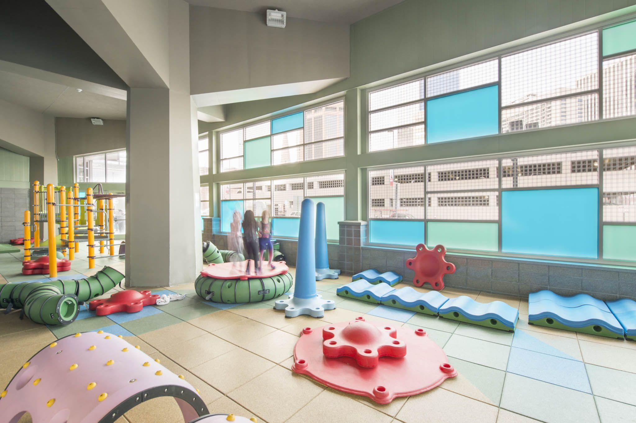 Superbe ... Downtown Expeditionary School, Denver Public Schools, Vertical Campus,  Indoor/outdoor Playground Architecture: Hord | Coplan | Macht Interior  Design: ...