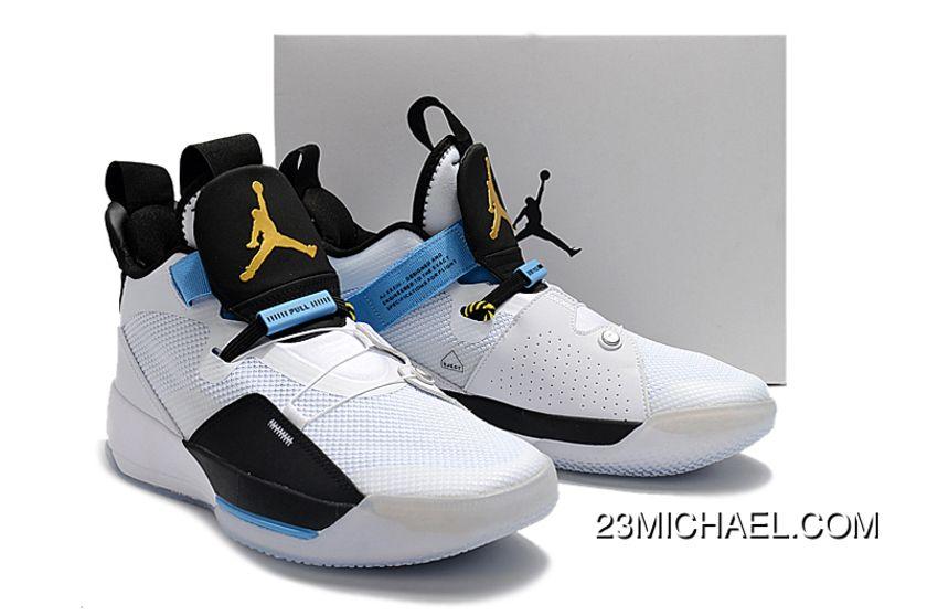 Nike NIKE Jordan 33 sneakers men AIR JORDAN 33 PE white BV5072 100