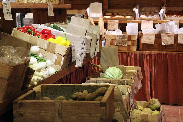 Maatilapuoti - Gårdsboden #kahvila #käsityömyymälä #leipomo #lähiruoka #kirkkonummi #uusimaa #suomi #finland