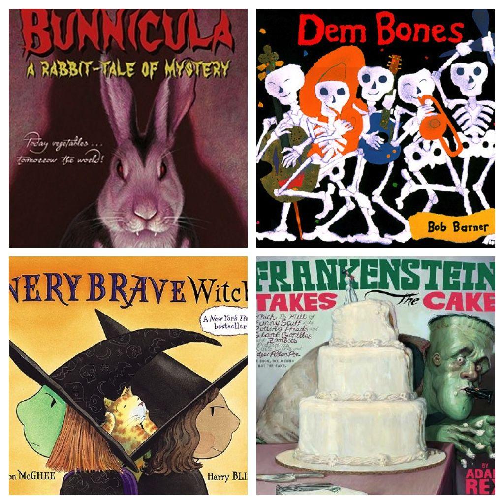 Ten Best Read-Aloud Halloween Picture Books for Kids | Color y Dibujo