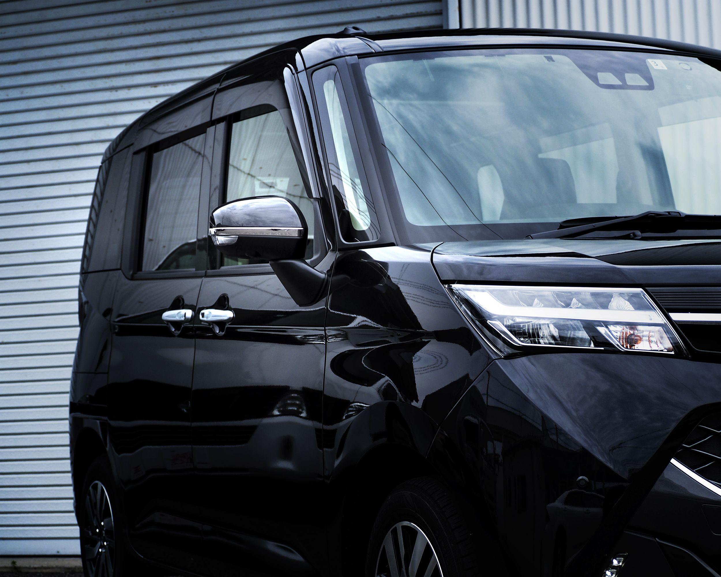 ルーミー タンク トール ジャスティ サイドミラーガーニッシュ 鏡面仕上げ 2p ルーミー トヨタ スバル トヨタ
