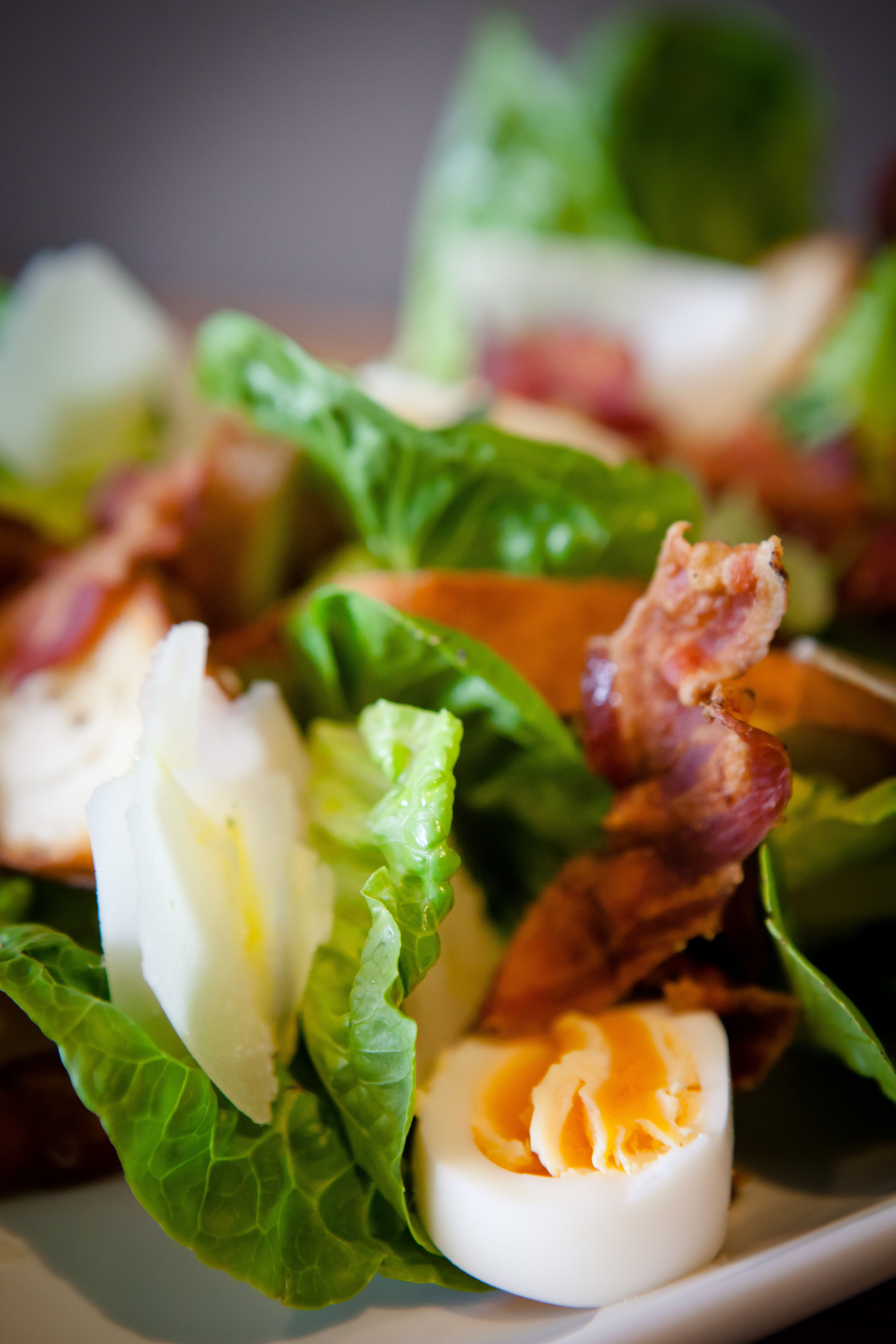 Glenby's Caesar salad