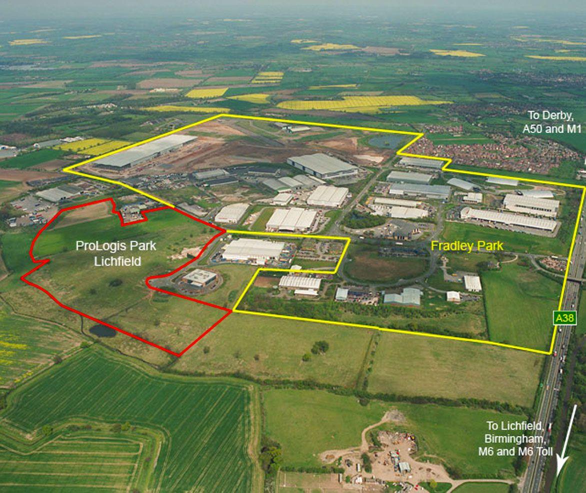 Pin on Strategic development sites