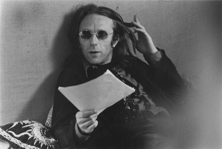 Jean Eustache On The Set Of The Mother And The Whore