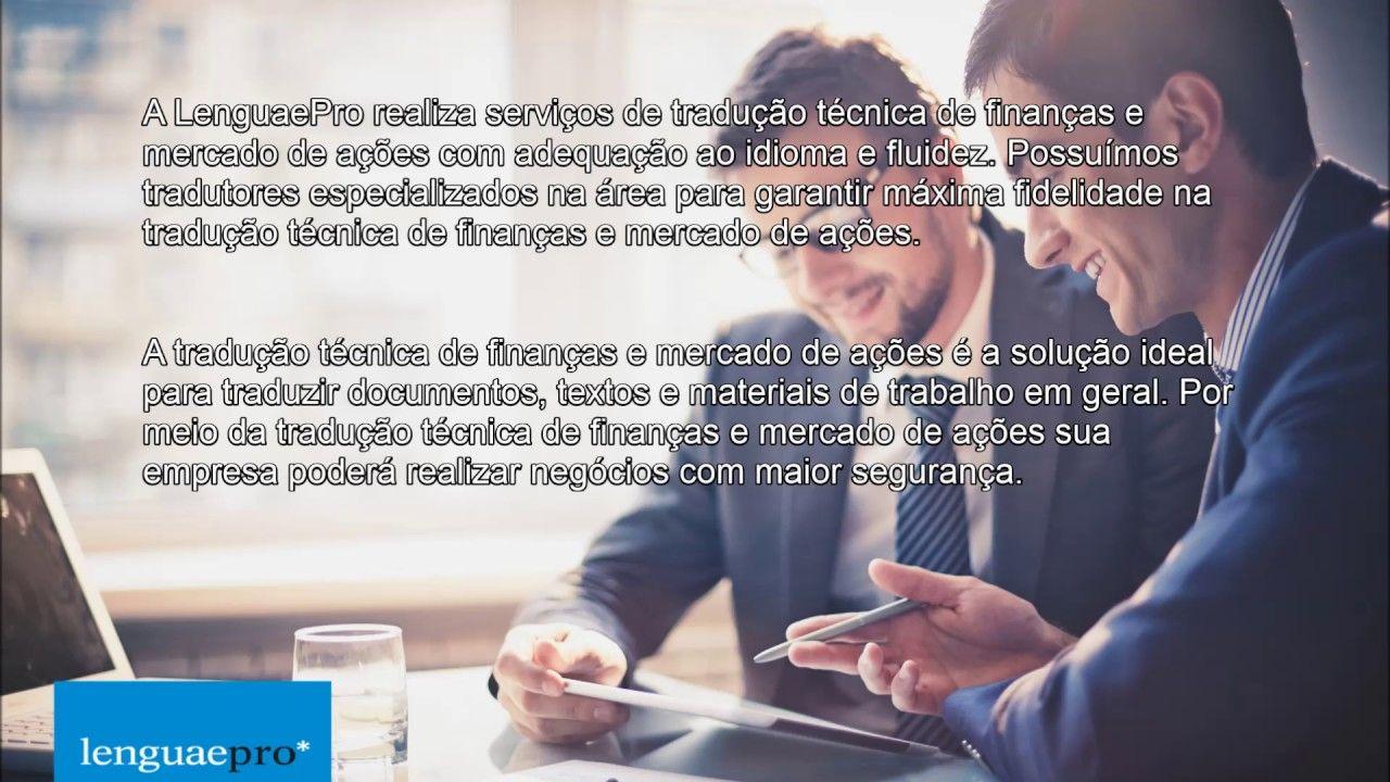 #TraduçãoTécnicaFinançasMercadoAções #TraduçãoTécnicaFinançasMercadoAçõesPreço