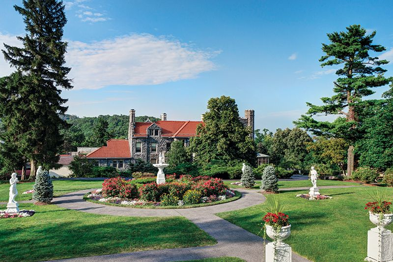 6 AllInOne Wedding Venues In Westchester And The Hudson