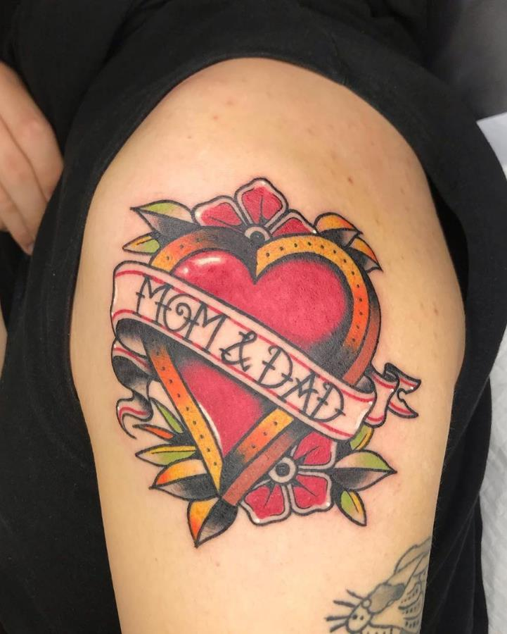 Heart Tattoo Designs Full Of Love Keep Creating Beauty And Warm Home Find More Happiness In Daily Life Heart Tattoo Designs Tattoo Designs Tattoos