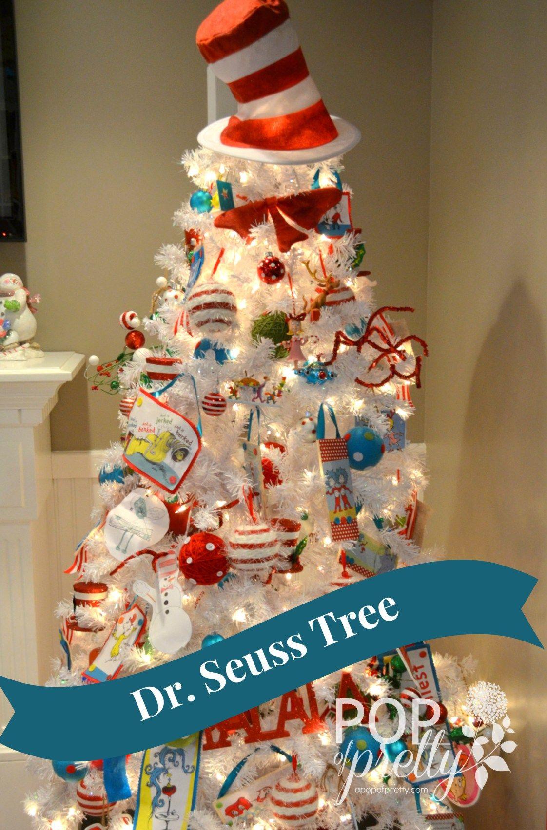 Holiday, Hoobie, Whatty? Our Dr. Seuss Christmas Tree