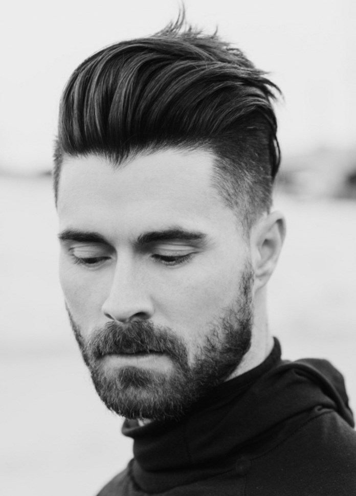 40 Hairstyles For Thick Hair Mens Hair Styles Pinterest Hair