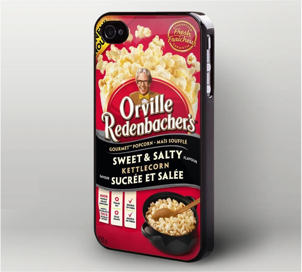 Orville Redenbacher iPhone 4 Case, iPhone 4s Case