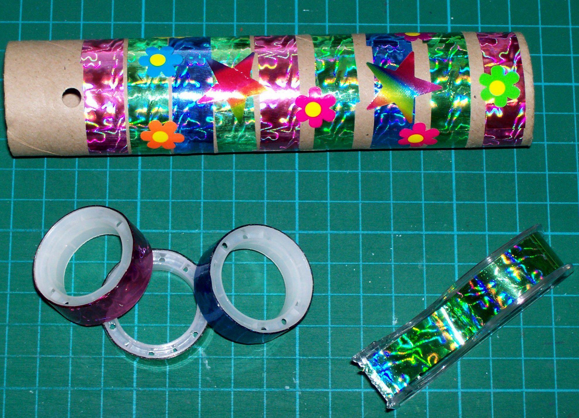 Kazoo musical instrument preschool craft free kids cardboard tube