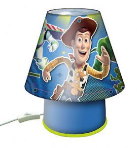 Spearmark Disney Toy Story 3 Kool Lamp Cool To Touch Child Safe Lamps 19 99 With Images Toy Story Nursery Toy Story Room Toy Story Bedroom