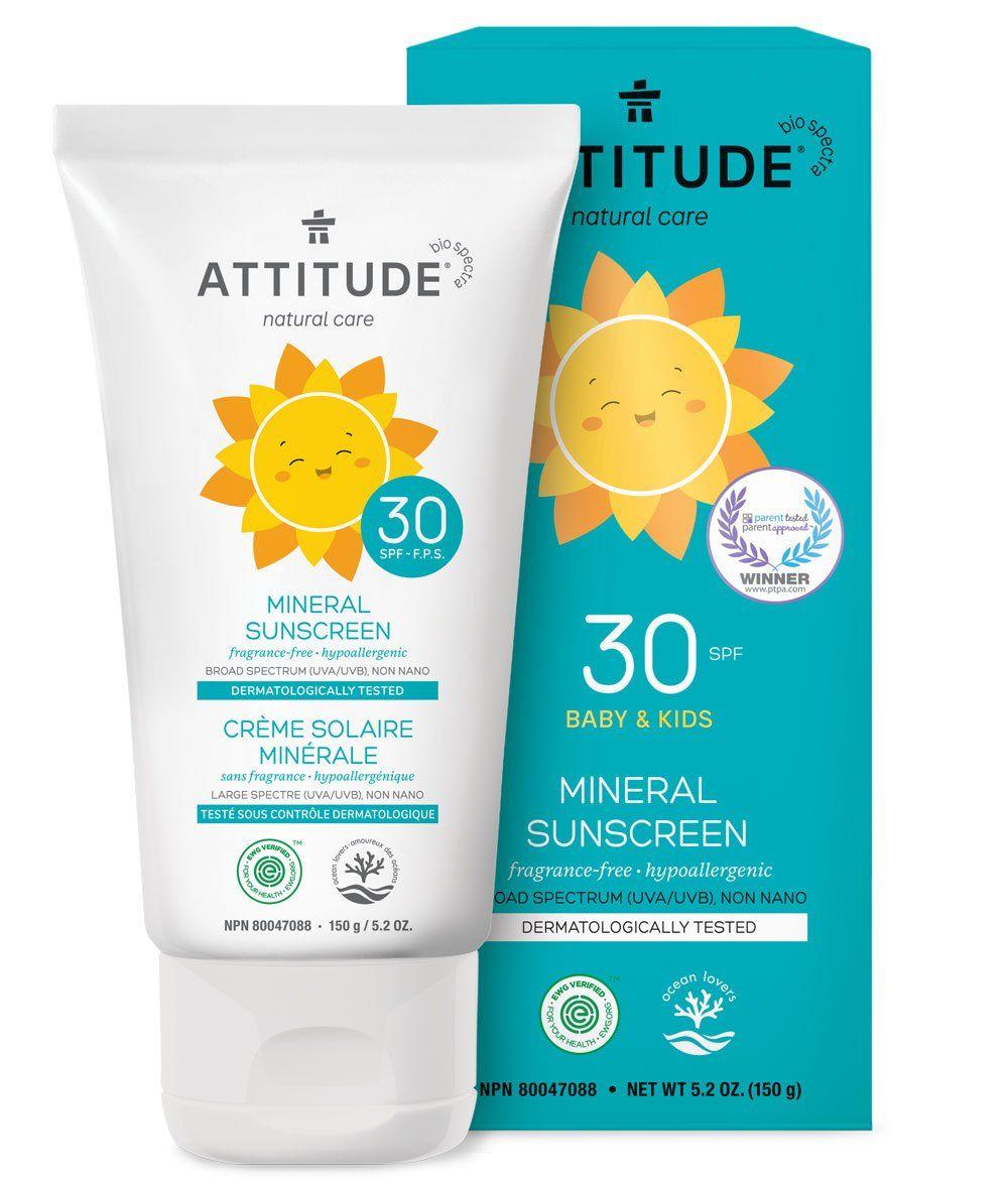 Baby Kids Moisturizer Mineral Sunscreen Spf 30 Fragrance Free Fragrance Free Products Mineral Sunscreen Spf Sunscreen