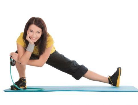 بالفيديو تمارين لشد عضلات البطن السفلية سوبرماما Exercise Gym Hair Straightener