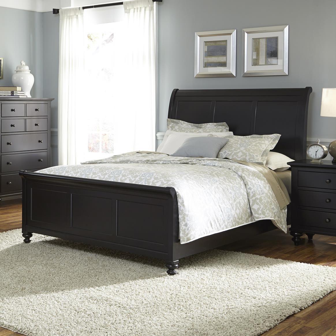 Hamilton III King Sleigh Bed by Liberty Furniture