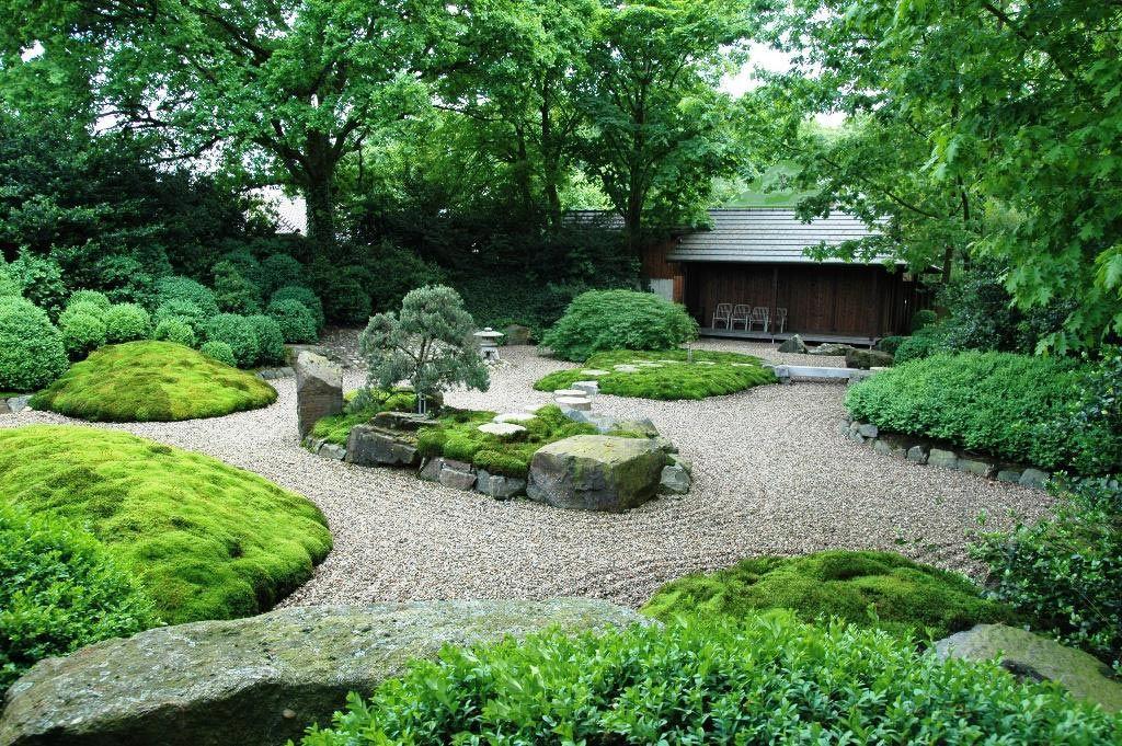 Japanischer Garten in Steinfeld \/ Mühlen 1 zu 12 Haus Deiters - japanischer garten bambus