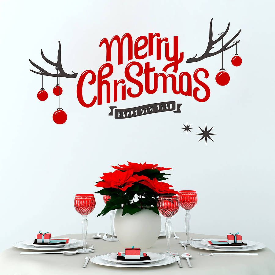 Christmas wall decorations ideas for this year christmas wall christmas wall decoration 7 amipublicfo Choice Image