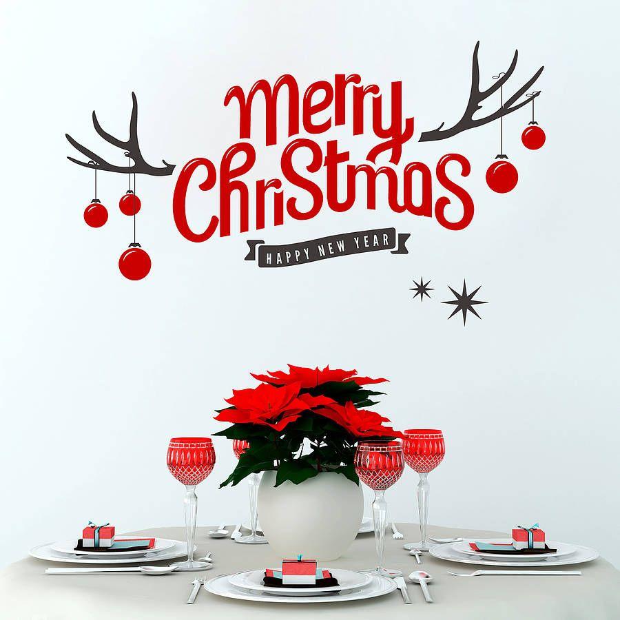 Christmas Wall Decoration 7