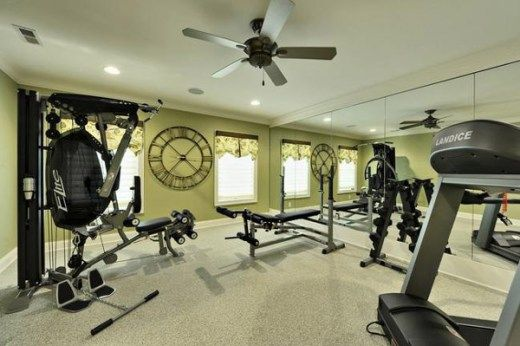 Inspirational garage gyms ideas gallery pg bodybuiding
