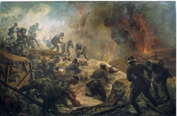 Famous World War 2 Paintings Google Search War Art Military