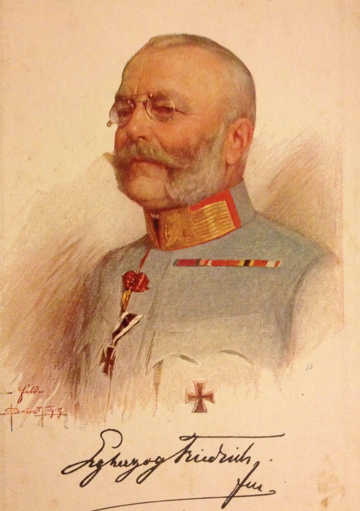 Archduke Friedrich