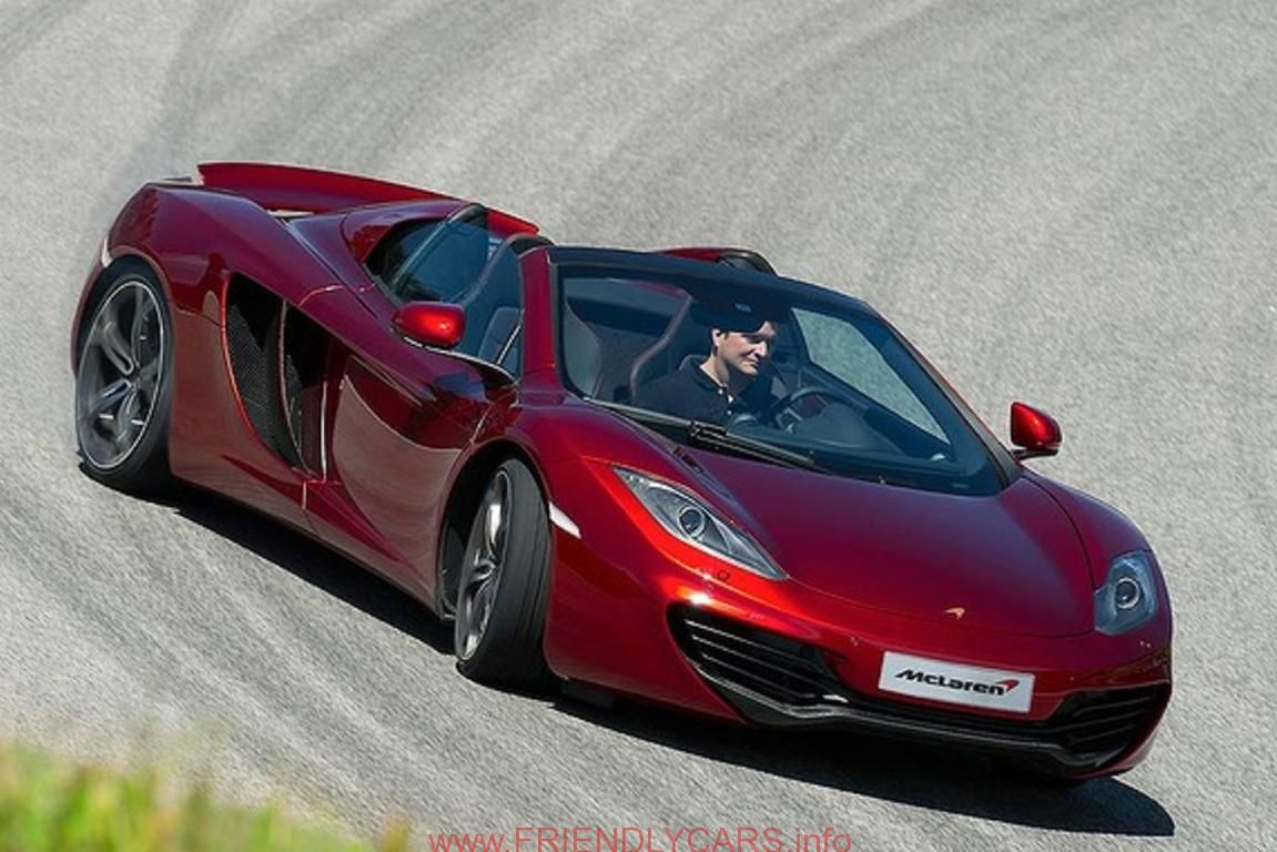Beautiful Awesome Mclaren 12c Spider Price Image Hd McLaren MP4 12C Spider Price  Modifications Pictures MoiBibiki