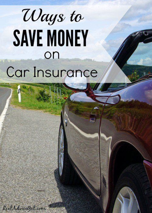 Ways To Save Money On Car Insurance I Saved 360 When I Did This