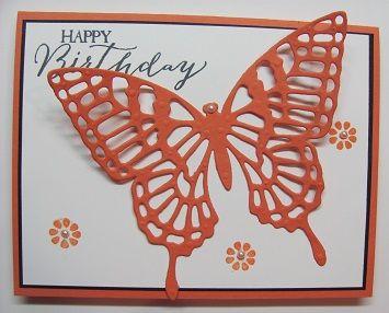 Monarch Butterfly Metal Die Cut Stencil We R Memory Keepers craft Cutting Dies