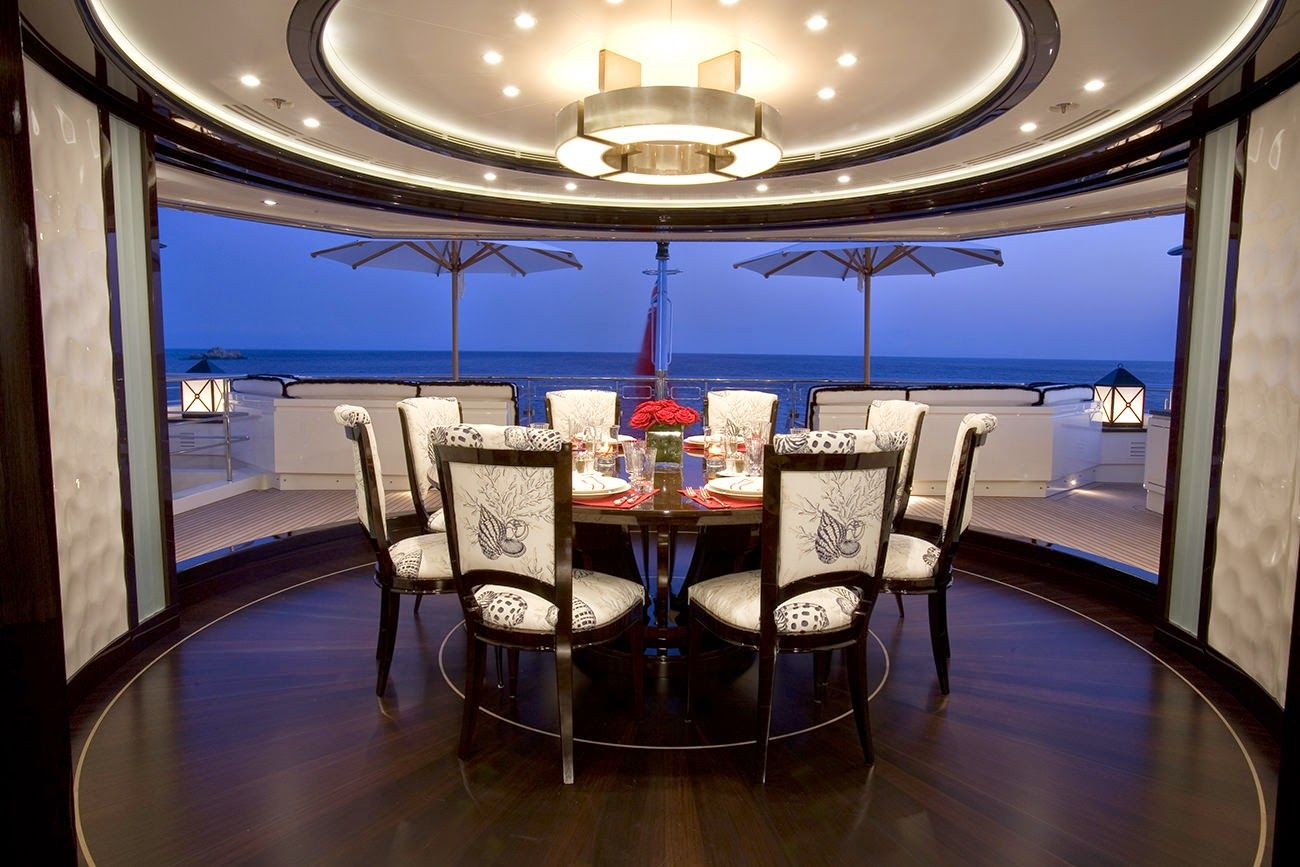 Nirvana yacht charter price oceanco luxury yacht charter - Find This Pin And More On Lavish Yachts
