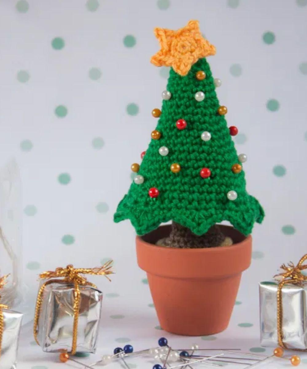 Christmas tree pattern amigurumi Louis et Moi (cosen y hacen ...   1200x1000