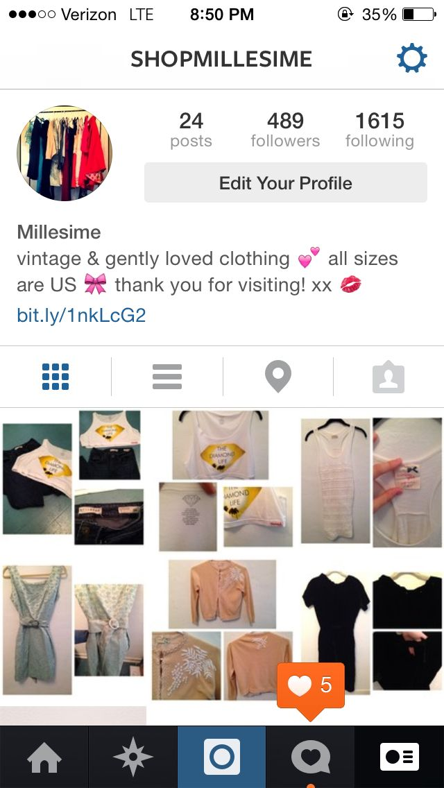 Shop adorable vintage and gently loved clothing @shopmillesime