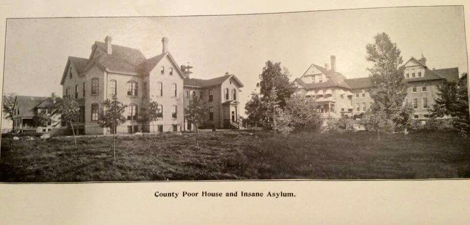 County Poor House and Insane Asylum