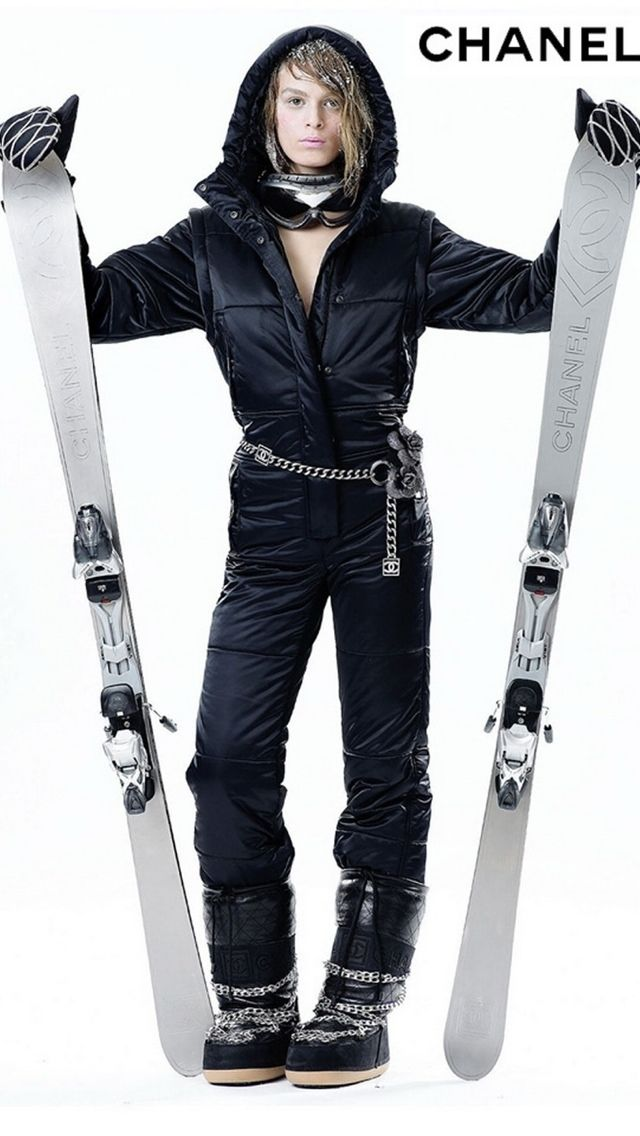 4c355eb0103c chanel ski suit ♕ DiamondB! Pinned ♕