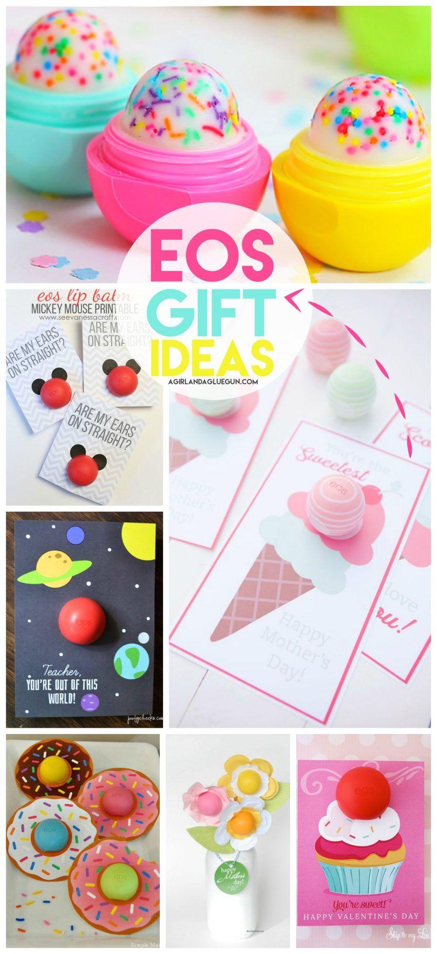 20 EOS Gift Ideas