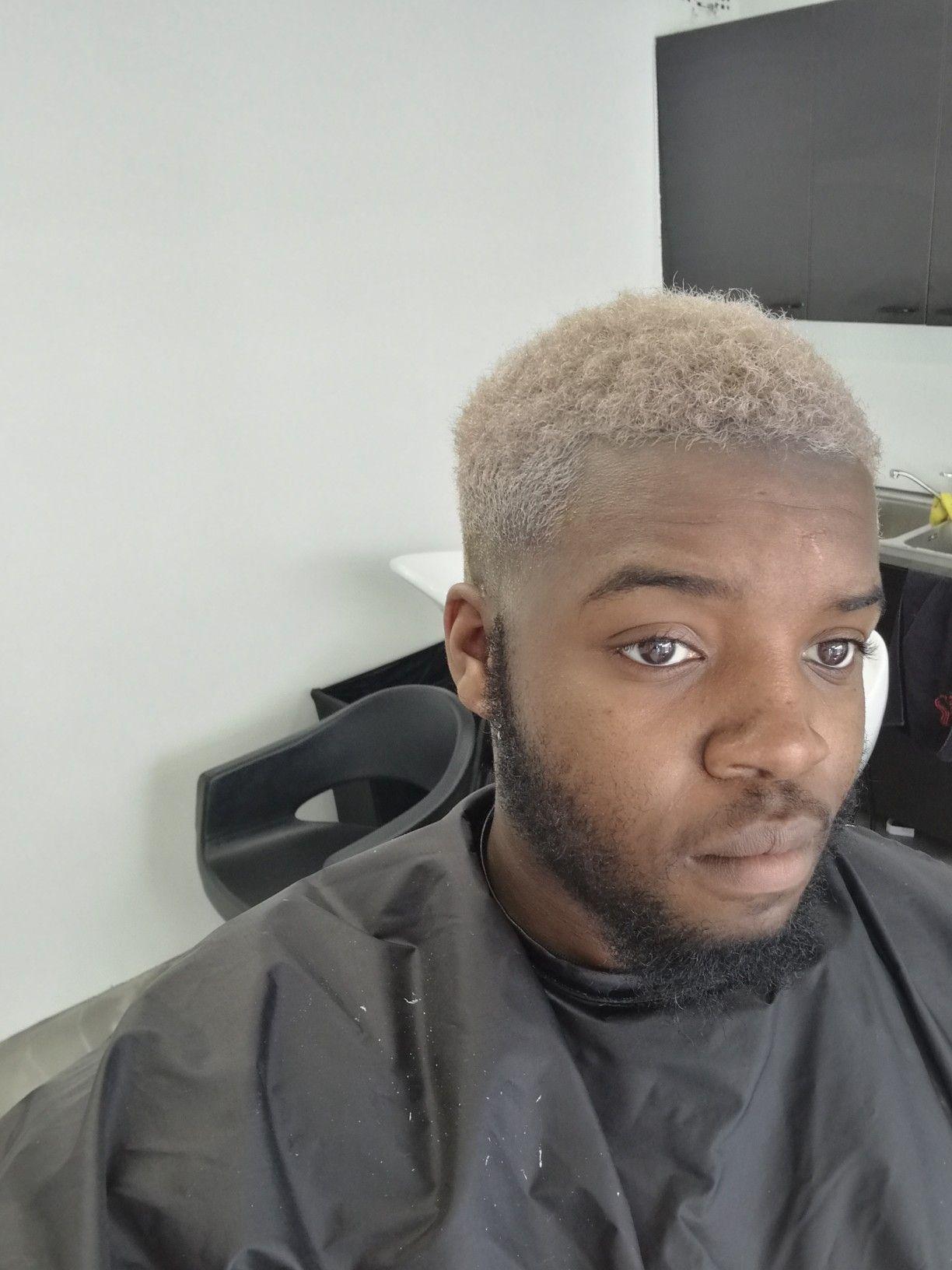 My Blonde Hair Update Dyed Hair Men Men Blonde Hair Hair Tint