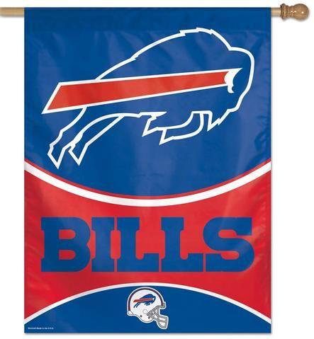 ~Buffalo Bills Banner 28x40 Vertical Special Order ...