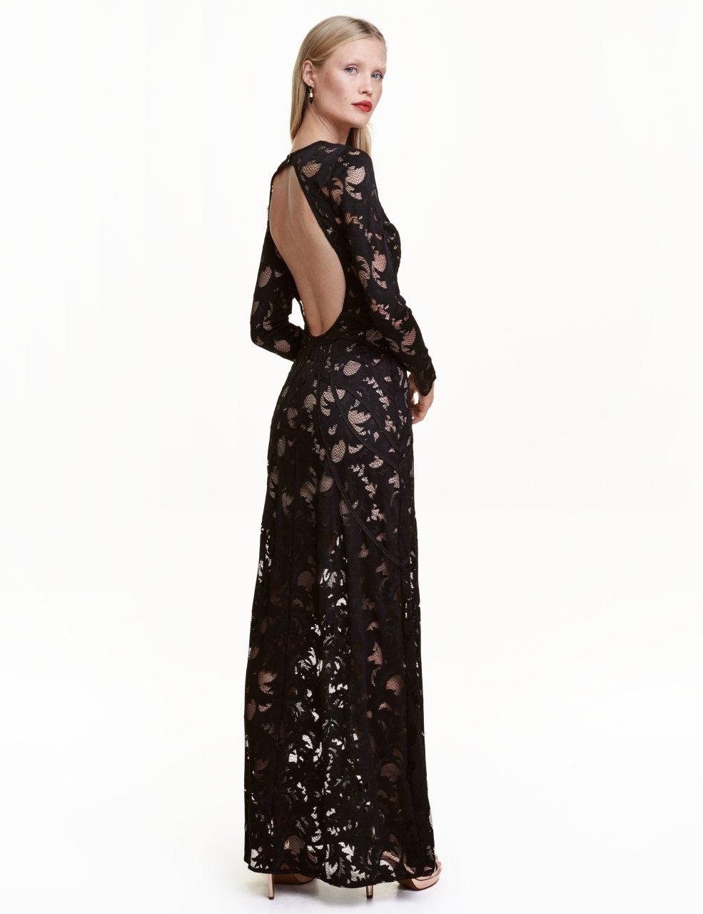 36512ec349b Lace Maxi Dress