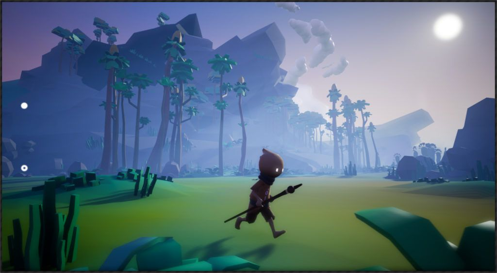 Omno Tips On Low Poly Indie Game Creation Indie Game Art Low Poly Games Indie Games