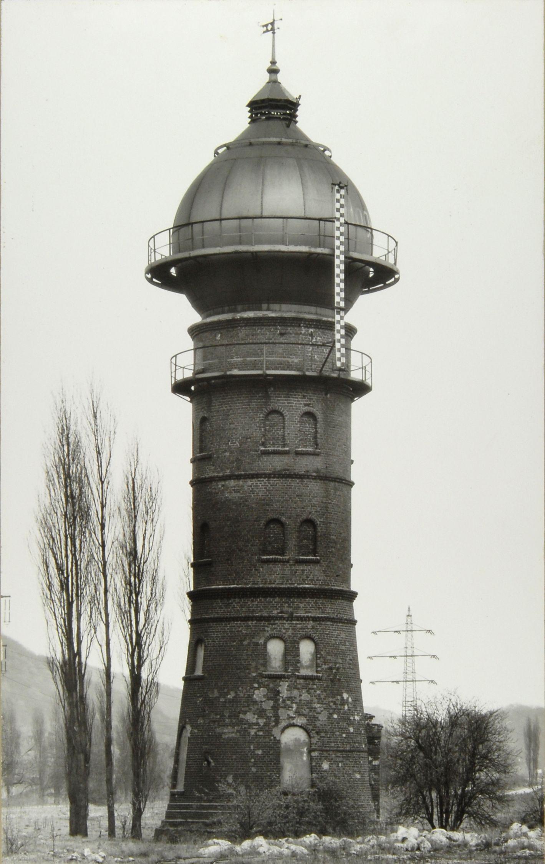 Water tower, railway territory Hagen-Hengstey, Germany, 1913