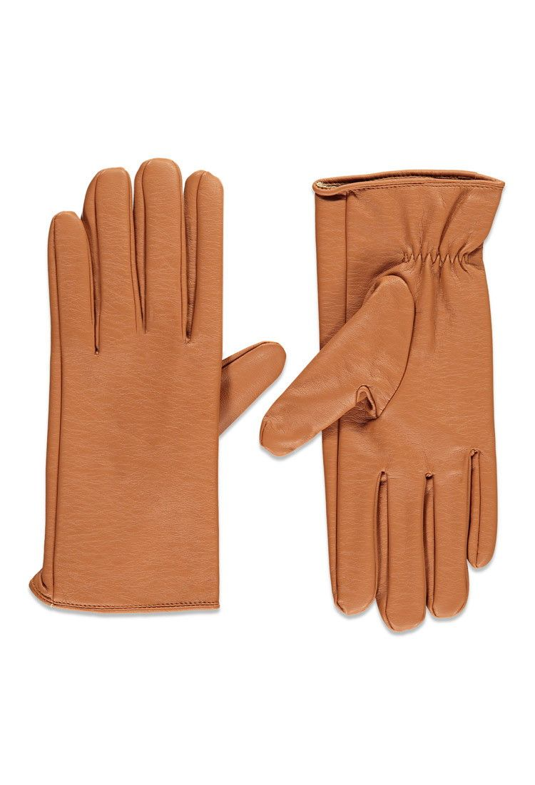 Faux Leather Gloves | Forever 21 Canada