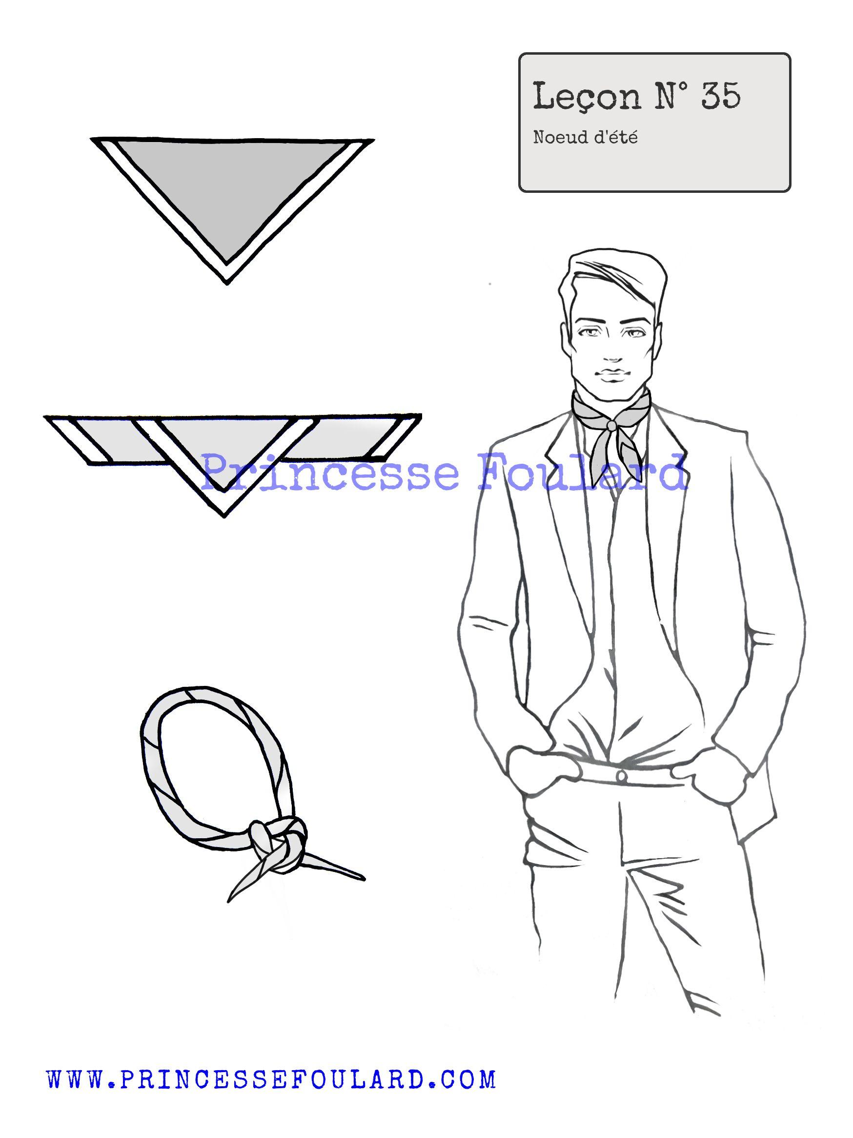 Quel foulard, écharpe choisir pour l été pour femme et homme    écharpe f36ac2297f4