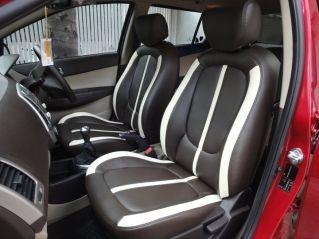 Hyundai I20 Leather Car Seat Covers