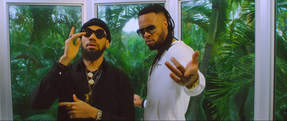 Flavour & Phyno 'Loose Guard' in New Drop | What's New