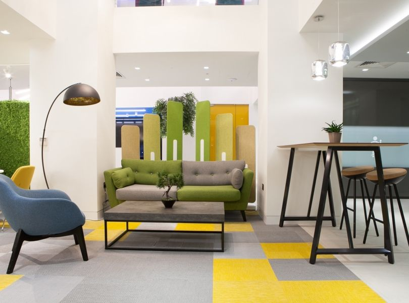 A Look Inside Opploans Modern Office Expansion In Chicago Decor Office Decor Interior Design