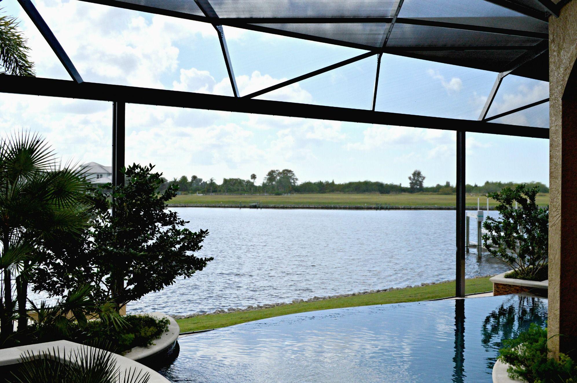 Megaview Screen Enclosures Hendry Aluminum Screen Enclosures Patio Screen Enclosure Pool Screen Enclosure