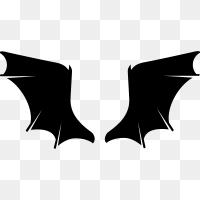 Bat Wing Png Bat Wings Icons Noun Project 200 200 Png Download Free Transparent Background Bat Wing Png Png Download Wings Png Wings Icon Bat Wings