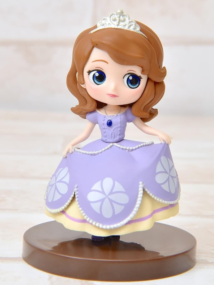 Banpresto Q posket Disney Character Elsa Frozen Fever Design Normal Color Ver