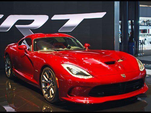 2013 SRT Viper - 2012 New York Auto Show