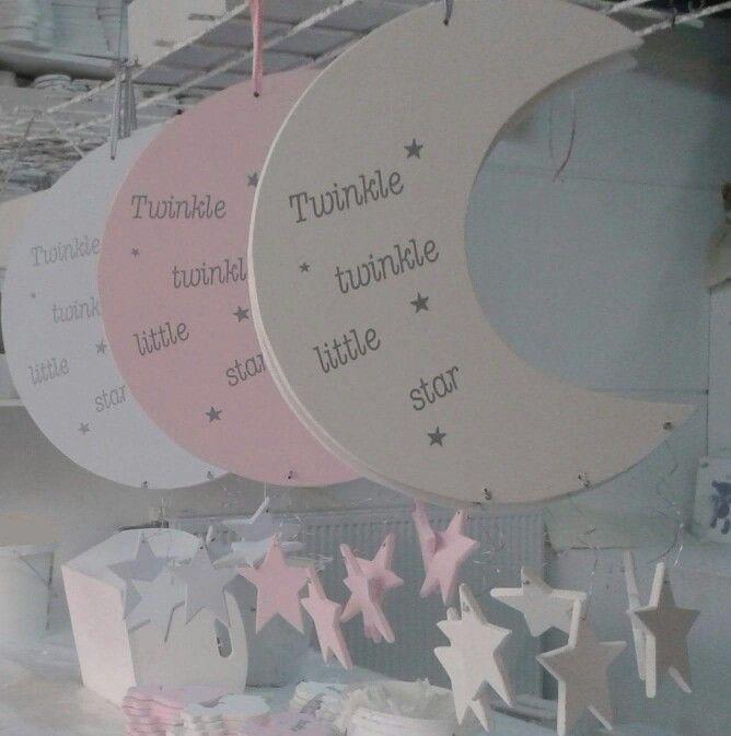 Droomproductie. Maan en sterren. Op de Maalzolder