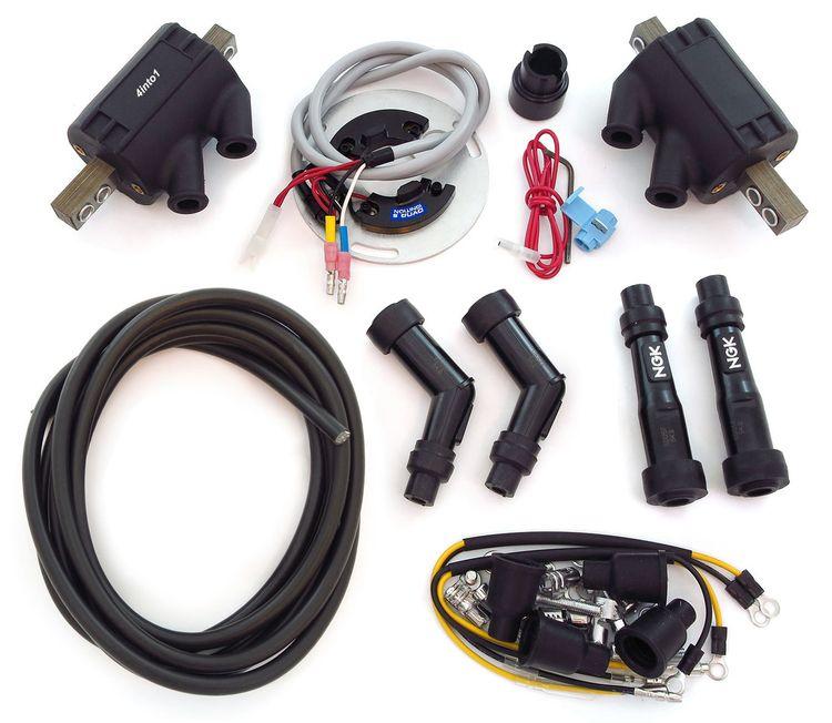 Electronic Ignition Kit Dynatek Honda Cb750 1969 1978 Honda Cb750 Cb750 Honda